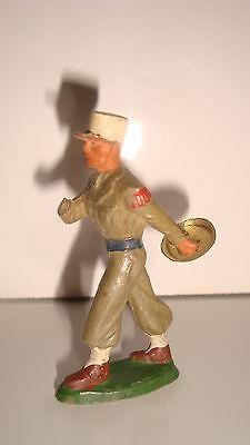 Vermetel Figurine Figur Starlux Soldat Militaire N°46 (6x3cm) Delicious In Taste