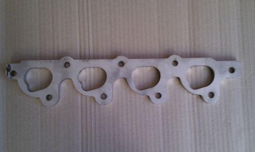Ford 1.8 2.0 Zetec Auspuff Vielfältige Flanschplatte 10mm Edelstahl