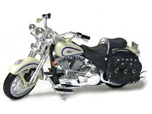 Harley Davidson Flsts Heritage Springer Maisto
