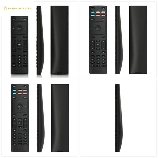 VIZIO XRT136 Smart OEM HDTV Remote Universal for D24F-F1 D32F-F1 D40F-F1 D50F-F1