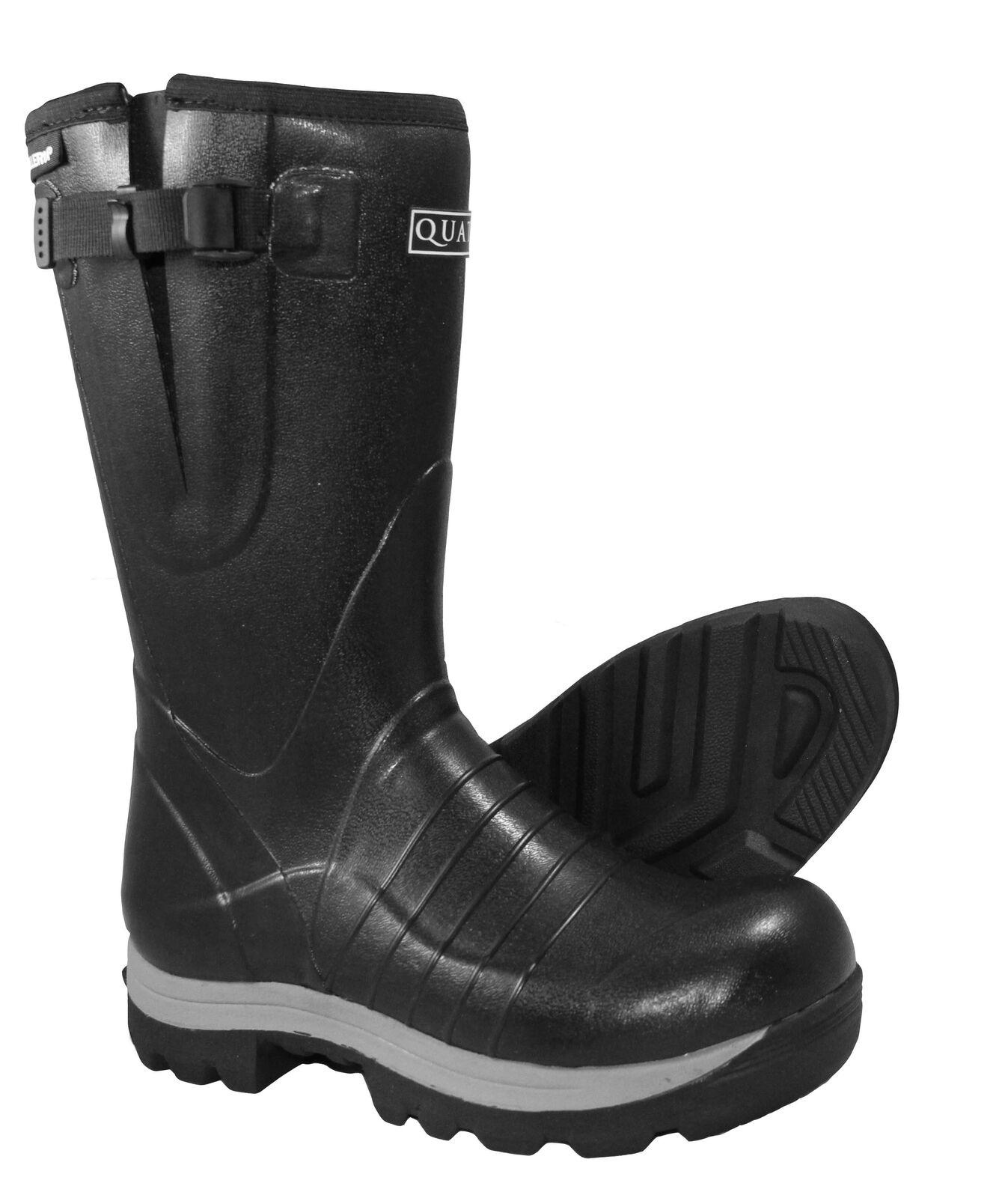 Nuevo Bolsoman skellerup Quatro Comfort Plus aislado Pantorrilla botas de 13
