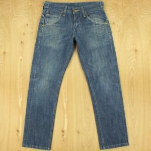 LEVI-039-s-two-horse-511-slim-skinny-fit-jeans-30-x-29-30-x-32-tag-blue-cinch-back