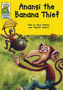 Adeney-Anne-Anansi-the-Banana-Thief-Leapfrog-World-Tales-Very-Good-Book