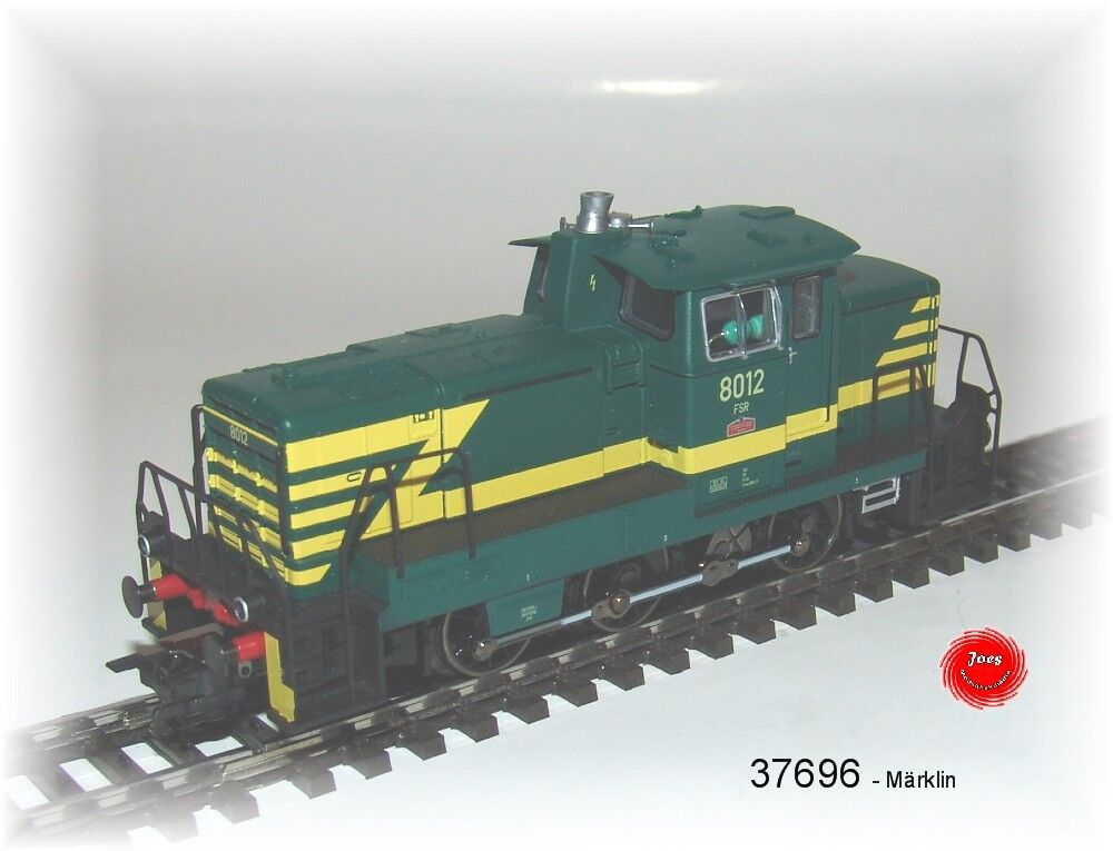 37696 Locomotiva Diesel Serie 80 il Sncb Mfx Decoder Telex Sound   Nuovo