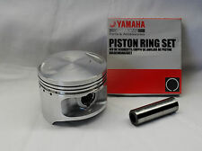 YAMAHA SR500,XT500,TT500 OEM 583-11636-02-00 2nd OVER PISTON KIT COMPLETE 21-003
