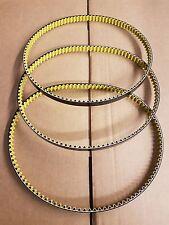Benford Terex TV800 TV900 Roller Belt Box Drive Belts Jan 2001 onwards 1748-1037