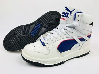 Vintage Puma Trainers 1980's Invader HighTop Ultra Basketball UK4 EUR365 Rare ! | eBay