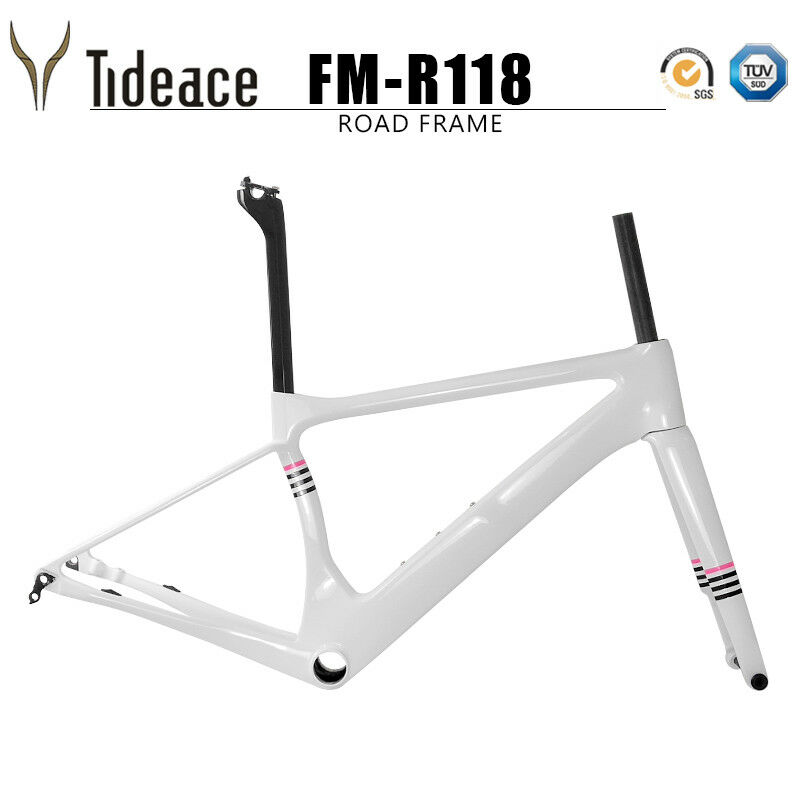 T1000 voiturebon Fiber Road Racing 12142mm Bike Frames BB386 Cycling Bicycle Frames