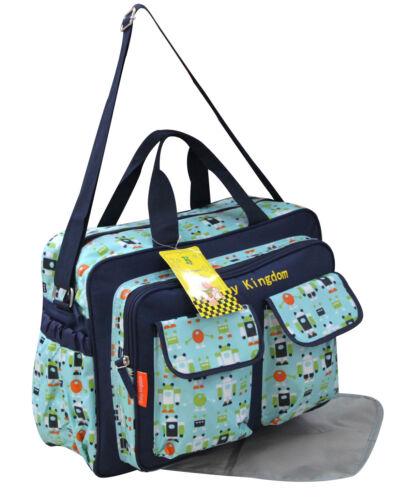 2170  Pflegetasche Windeltasche Babytasche Reise Wickeltasche 2 tlg