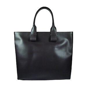 6df43588270 La imagen se está cargando Mujer-Oficina-Mujer-Diseno-Cuero-Italiano-Bolso- Tote-