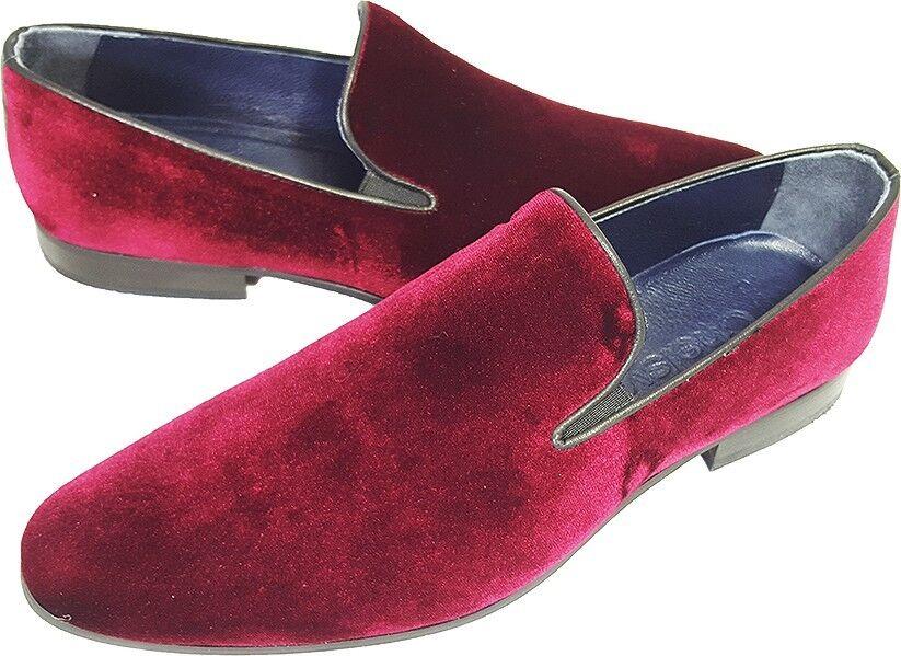 ORIGINALE Chelsy-Designer Italiano Tempo Libero Festa Slipper cavalli cavalli Slipper pelliccia rosso 41 3491d3