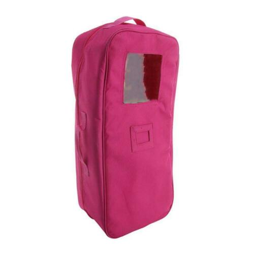 Doll Travel Carrier Suitcase Carry Bag Storage Case for America 18/'/' Girl Doll