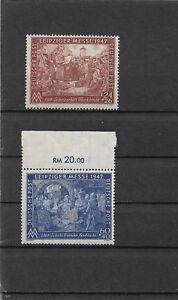 Alliierte-Besetzung-1944-Einzelmarken-MiNrn-941-942-I-A-Zaehnung-Auswahl