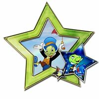Jiminy Cricket Iron On T Shirt Pillowcase Fabric Transfer 4 - Light/dark Fabric