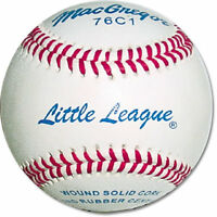 Macgregor 76-1 League Baseball - 1 Dozen on sale
