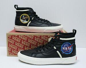 Frágil Emperador rango  NASA X Vans SK8 Hi 46 Mte DX espacio Voyager Negro para Mujer Talla: 5.5  (4) Para Hombre | eBay