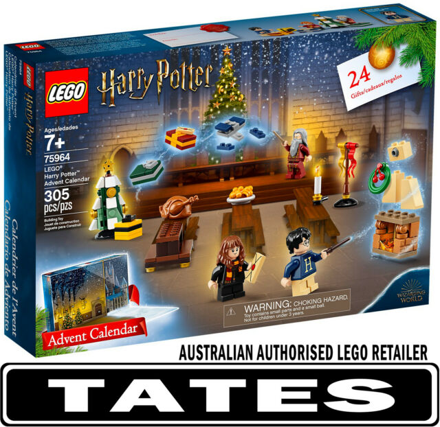 Wow Calendrier.Lego 75964 Harry Potter Advent Calendar 2019 From Tates Toyworld