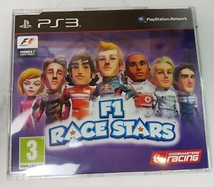 F1 Race Stars-ps3 Playstation 3 Spiel Promo Disc Only