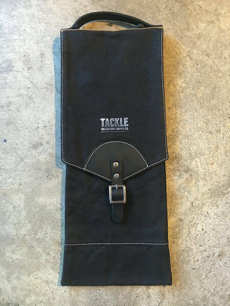 Tackle Instrument Supply Compact Stick Bag schwarz