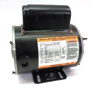 Baldor Reliance Commercial Motor 25 Hp 277 V 1 1 A