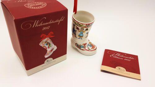 Bottes de Noël 2017-Hutschenreuther