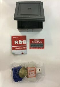 Roblox Series 1 Erik Cassel Includes Both The Figure And Code