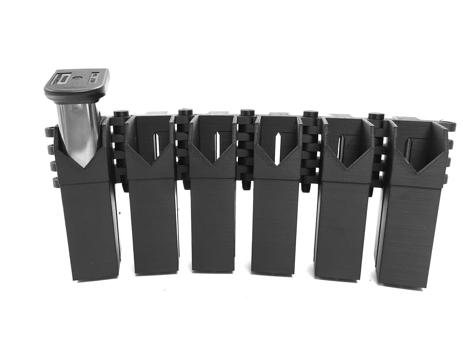 EAMP Springfield XD sc .40 S&W & SCCY CPX 9mm Six Magazine Pouch - MagP0050-F