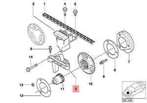 genuine bmw e34 e36 e38 e39 e46 e53 timing chain guide rail oem BMW E36 Convertible Red image is loading genuine bmw e34 e36 e38 e39 e46 e53