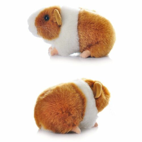 brown 2 colors Kawaii Guineapig//Guinea Pig Plush Toy soft new plush toy black