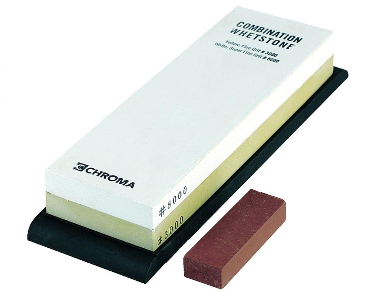 Chroma st-3 8 MEULE AFFUTAGE GRAIN 3000 8000