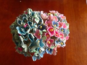 Vintage-Millinery-Flowers-Forget-Me-Not-for-Doll-Pink-Blue-Mix-or-Blue-Kawaii