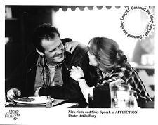 Lot of 4, Nick Nolte, Sissy Spacek, James Coburn stills AFFLICTION (1997) Dafoe,