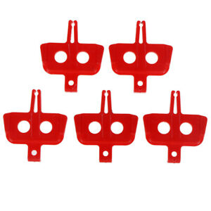5Pcs Bicycle brake spacer disc brakes oil pressure bike parts cycling accesso*ma