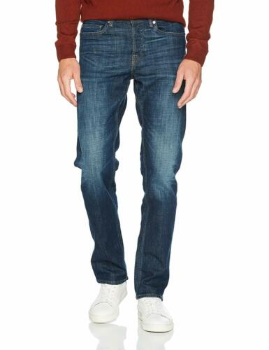 NEW LOOK Hommes Jeans RAYNOLDS Straight Cut Raw Wash w30 l34