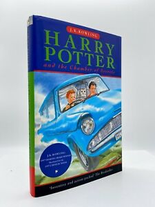 NF – Harry Potter Chamber of Secrets – FIRST EDITION – 6th – ROWLING Bloomsbury