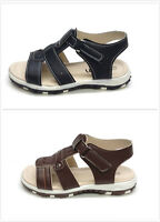 Infant/toddler Fisherman Cribs Sandals Size 2 7 Open Toe