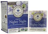 Nighty Night Sleeplessness Restful Calms Relax Deep Sleep Sleeping 16 Tea Bags