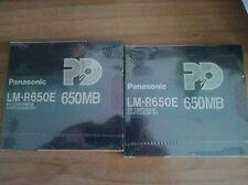 Panasonic LM-R650E PD Cartridge / Cartouche PD 650MB