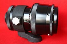 Carl Zeiss Jena Q1 SONNAR  2,8/180 M42 mount,Bokeh Monster.18 iris!Used
