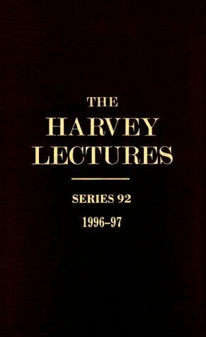 The Harvey Lectures Series 92, 1996-1997