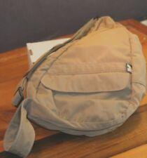 b2b3896d1c77 Ameribag Healthy Olive Green Nylon Cross Body Sling Bag Adjustable Straps  15x10