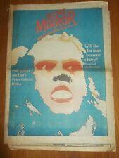 RECORD MIRROR JUNE 17 1978 MEATLOAF PHIL LYNOTT IAN DURY PETER GABRIEL BOB DYLAN