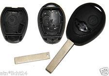 Schlüssel Fernbedienung Tasten Gehäuse Rohling Mini One Clubman Cabrio Cooper !!