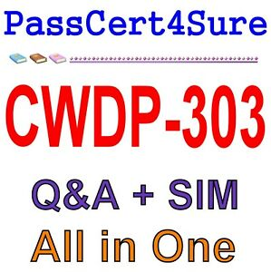 Exam QA PDF/&Simulator Certified Wireless Design Professional CWDP