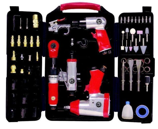 King Canada Tools 8171 71 PIECE AIR TOOL KIT 1/2