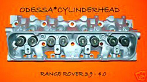 RANGE ROVER LAND 3.9 4.0 OHV  CYLINDER HEAD COMPLETE