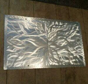 Modern Metal Wall Art, Contemporary Metal Wall Art For Living Room