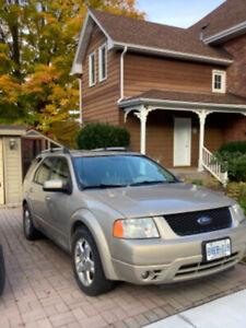 2007 Ford FreeStyle / Taurus X