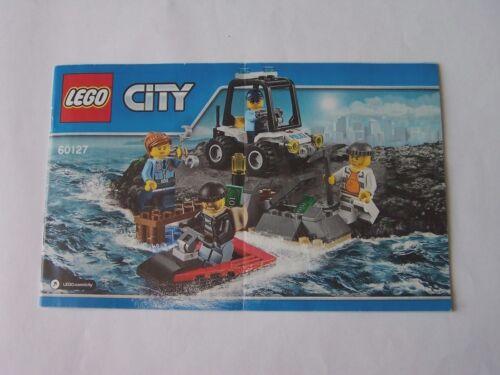LEGO ® de recette//INSTRUCTION Nº 60127