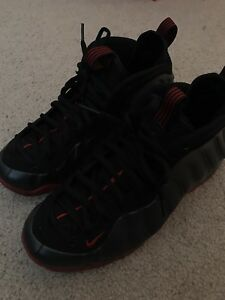 74e1a6f4b9ca65 Image is loading Nike-Air-Foamposite-One-Cough-Drop-Sz-10